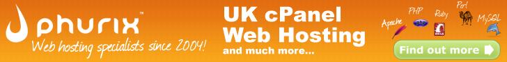 Phurix Web Hosting